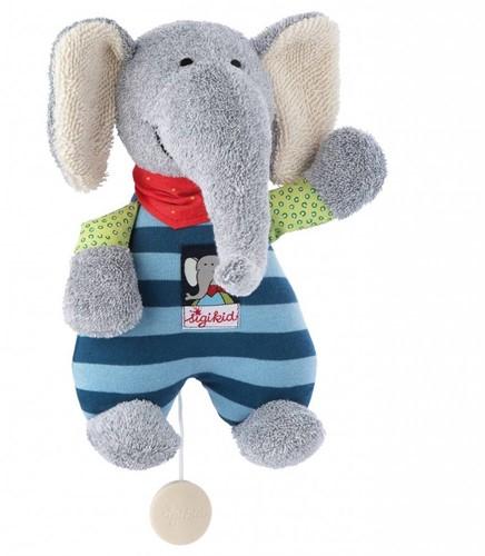 sigikid Musical elephant, Lolo Lombardo