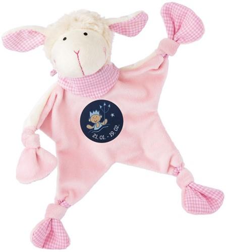 sigikid Zodiac comforter Aquarius pink