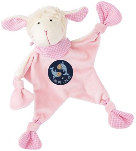sigikid Zodiac comforter Pisces pink