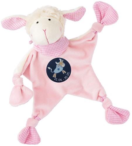 sigikid Zodiac comforter Taurus pink
