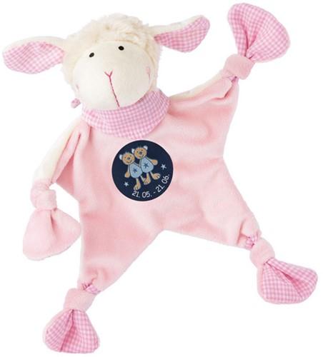sigikid Zodiac comforter Gemini pink