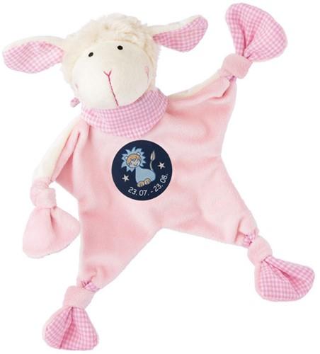 sigikid Zodiac comforter Leo pink