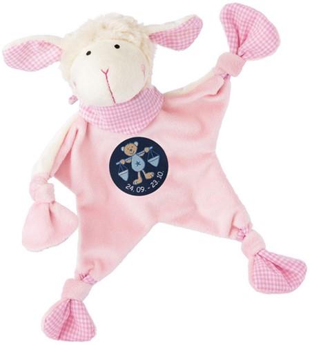 sigikid Zodiac comforter Libra pink