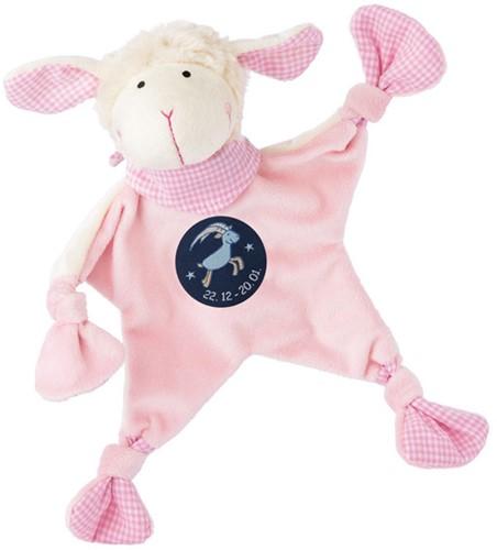 sigikid Zodiac comforter Capricorn pink