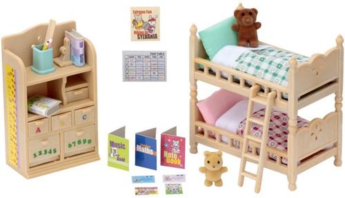 Sylvanian Families Children's Bedroom Furniture