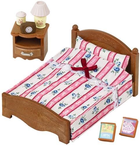 Sylvanian Families Semi-Double Bed