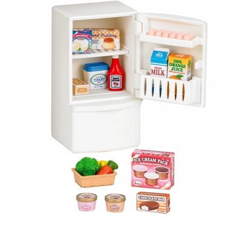 Sylvanian Families Refrigerator Set