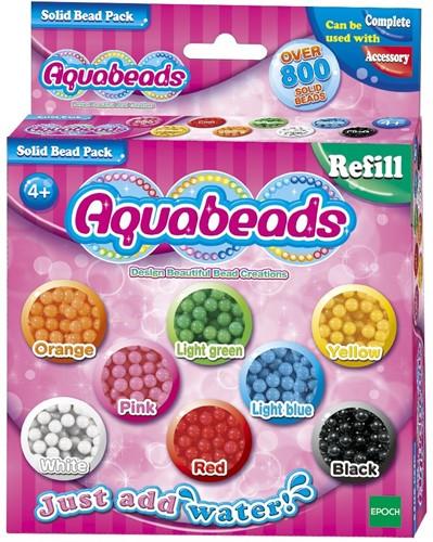 Aquabeads 79168 en Solid Bead Pack