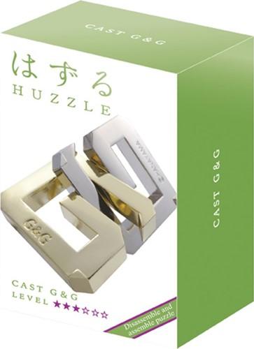 Huzzle Cast Puzzle - G&G***