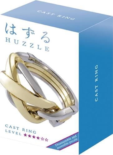 Huzzle Cast Puzzle - Ring****