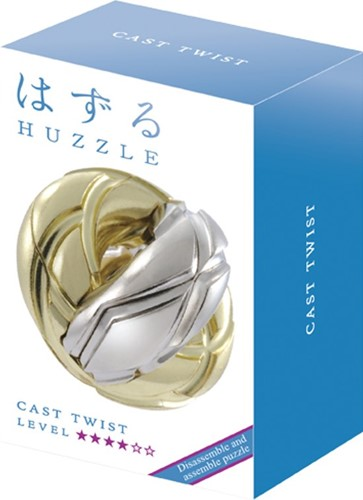 Huzzle Cast Puzzle - Twist****