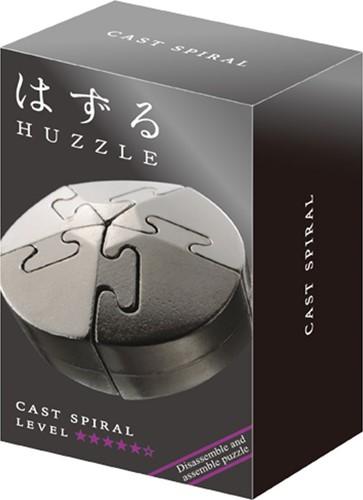 Huzzle Cast Puzzle - Spiral*****