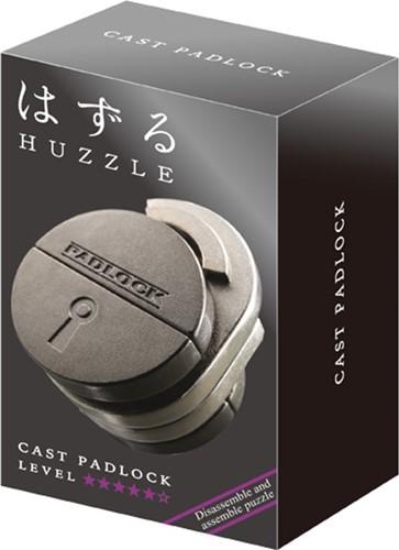 Huzzle Cast Puzzle - Padlock*****