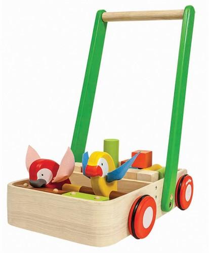 PlanToys 5176 push & pull toy
