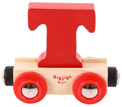 Bigjigs Rail Name Letter T (6)