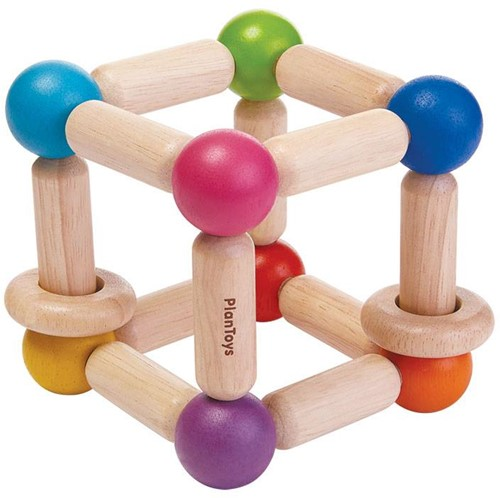 Plan Toys Square Clutchin Toy