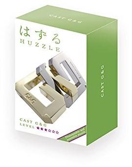 Huzzle Cast Puzzle - Galaxy***