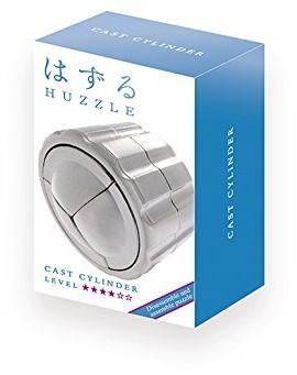 Huzzle Cast Puzzle - Cylinder****