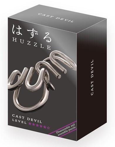 Huzzle Cast Puzzle - Devil*****