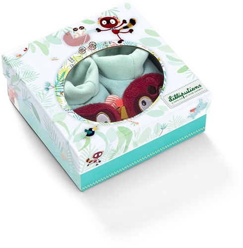 Lilliputiens Georges Baby Slippers