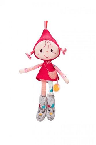 Lilliputiens Little Red Riding Hood Mini-Doll