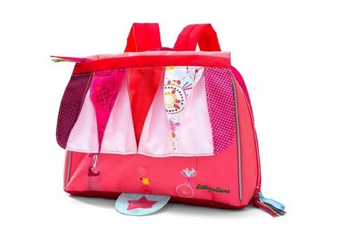Lilliputiens Circus, Schoolbag (A5)