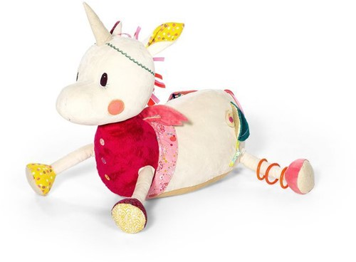 Lilliputiens Louise Activity Unicorn