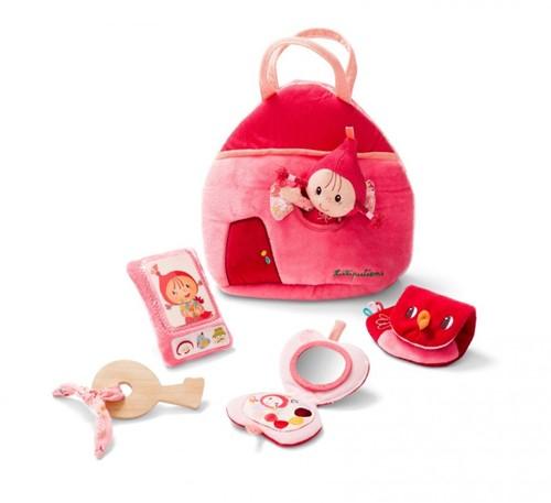 Lilliputiens Red Riding Hood Handbag