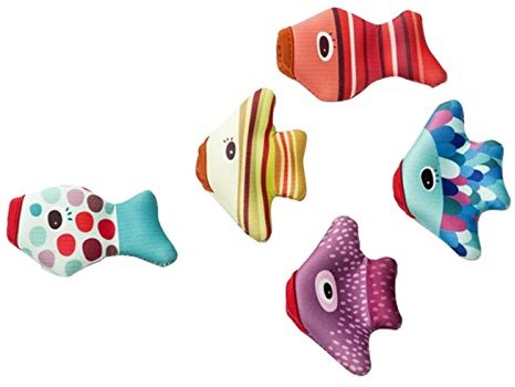 Lilliputiens Fish Puppets For The Bath