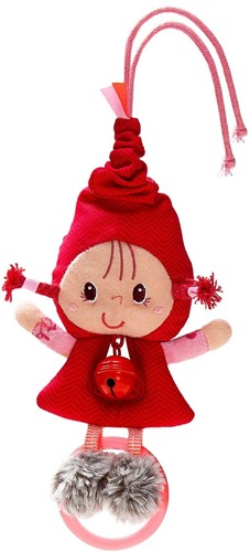 Lilliputiens Little Red Riding Hood Bell Rattle