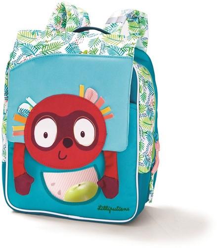 Lilliputiens Georges Schoolbag A5