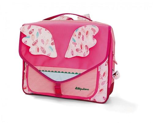 Lilliputiens Louise Large Schoolbag A4