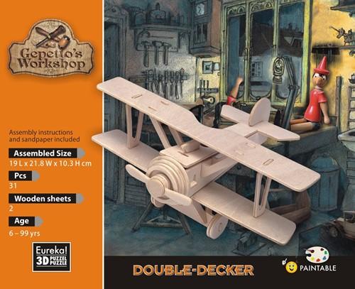 Gepetto's Workshop Double-Decker