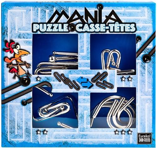 Eureka puzzel Puzzle Mania Casse-têtes Blue