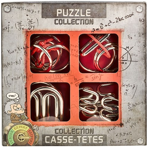 Eureka Puzzle Collection - Extreme Metal Puzzles collection
