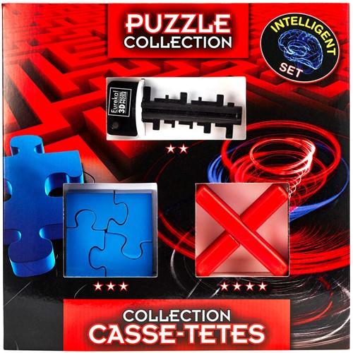Eureka Puzzle Collection - Intelligent Puzzles collection