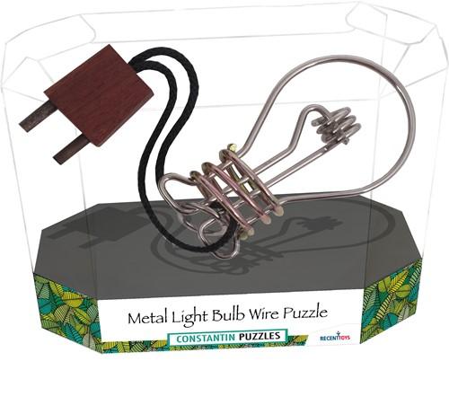 Recent Toys Metal Light Bulb