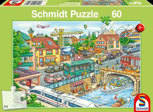 Schmidt Voertuigen en verkeer, 60 stukjes