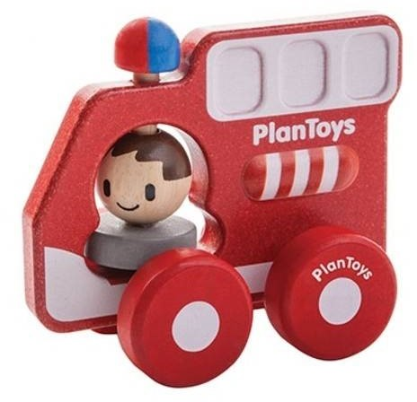 PlanToys Fire Truck toy vehicle