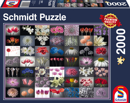 Schmidt Spiele 58297 puzzle Jigsaw puzzle 2000 pc(s)