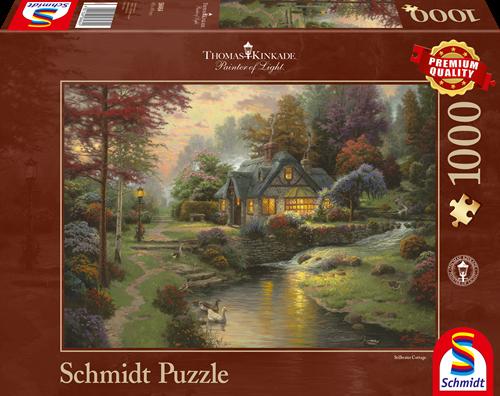 Schmidt Stillwater Cottage, 1000 stukjes