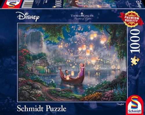 Schmidt Disney Rapunzel, 1000 stukjes