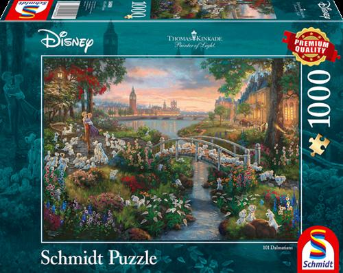 Schmidt Spiele 4059489 puzzle Jigsaw puzzle 1000 pc(s)