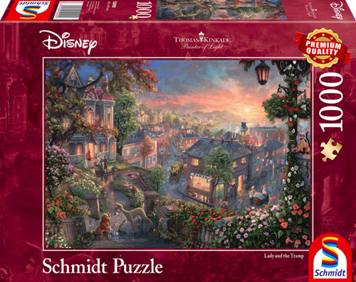 Schmidt Spiele 4059490 puzzle Jigsaw puzzle 1000 pc(s)