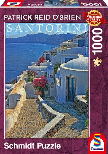 Schmidt Santorini, 1000 stukjes