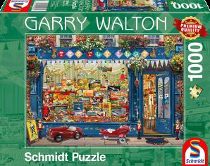 Schmidt Speelgoedwinkel, 1000 stukjes