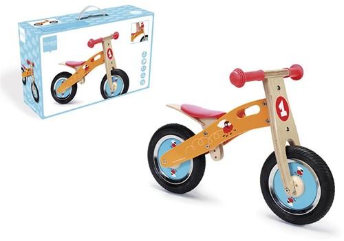 Scratch Learntobike/Balance Bike Small - Racende Vliegen