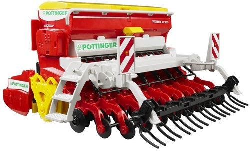 Bruder Pöttinger Vitasem 302ADD harrow-mounted seed drills