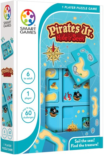 SmartGames Pirates Jr Hide & Seek