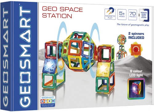 GEOSMART GeoSpace Station 70 pcs